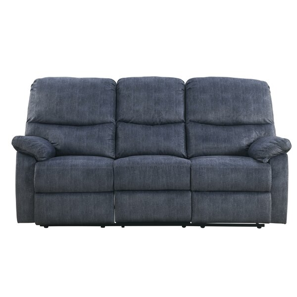 Gisselle Reclining Sofa by Winston Porter