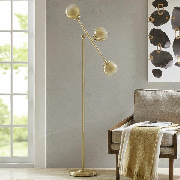 Thurman 67.5 LED Tree Floor Lamp by Everly Quinn
