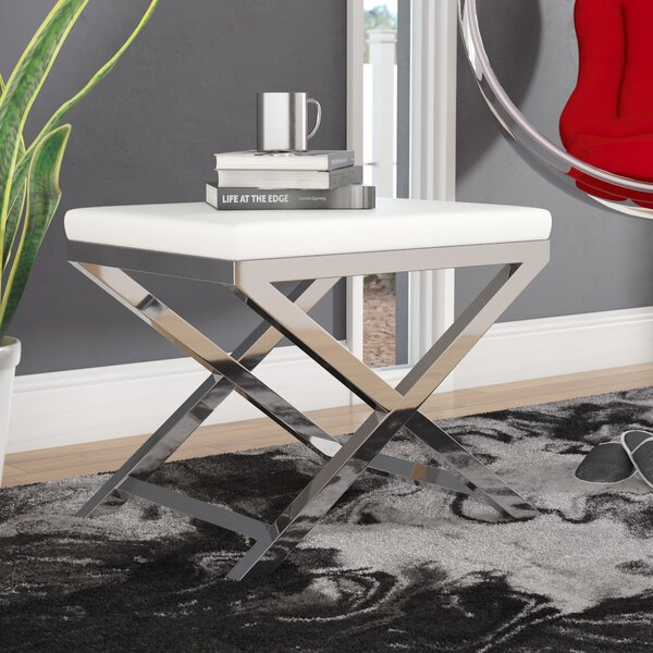 Bittle Accent Stool by Wade Logan