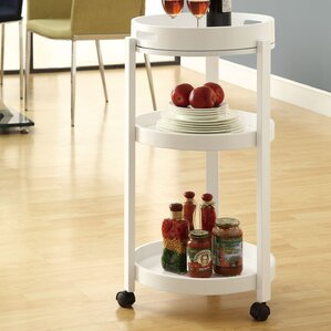 Wellington Bar Cart by Monarch Specialties Inc.