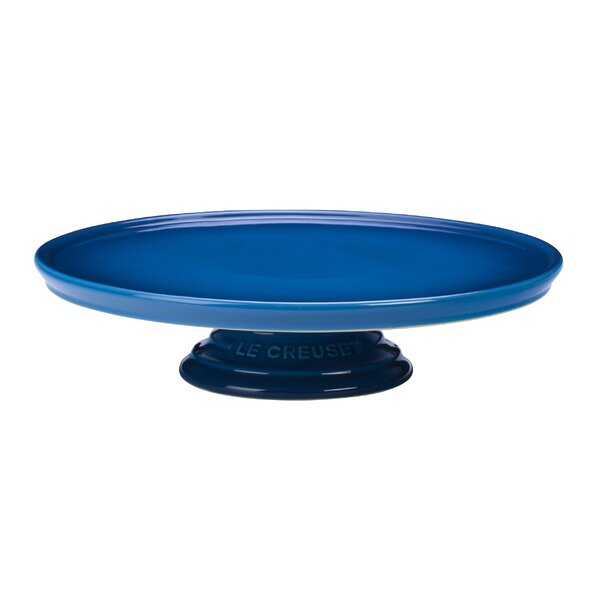Stoneware Cake Stand by Le Creuset