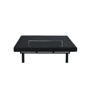 Felipe Upholstered Adjustable Bed Base Primo International