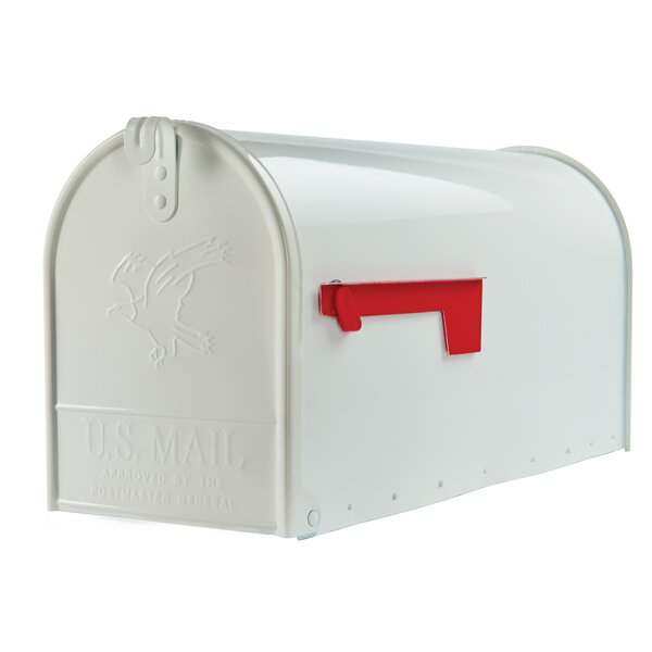 Elite Large Post Mounted Mailbox by Gibraltar Mailboxes