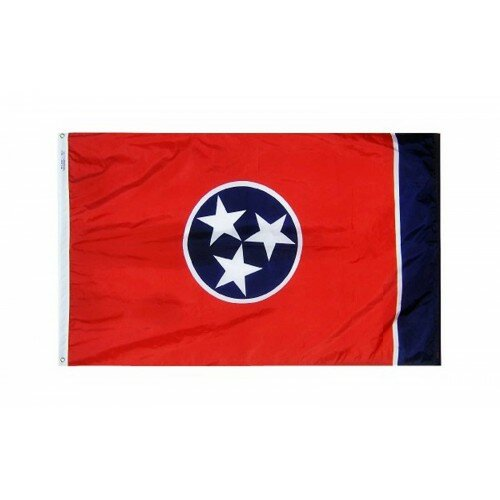 Tennessee Glo Traditional Flag by NeoPlex