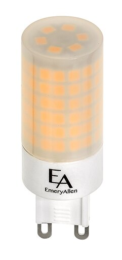 5W G9 Dimmable LED Capsule Light Bulb by Hinkley Lighting