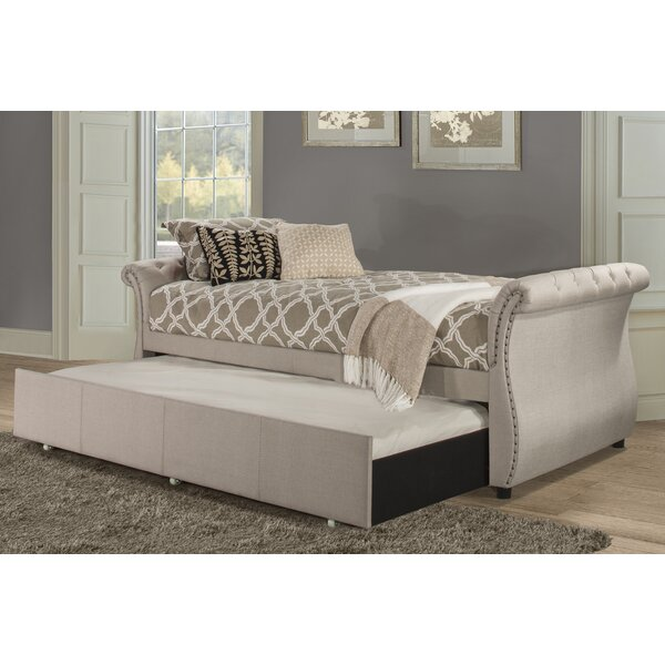 Hunter Backless Twin Daybed With Trundle By Hillsdale Furniture