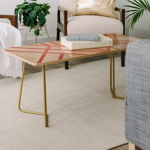 Coffee Table By East Urban Home