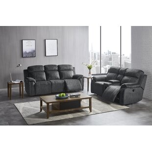 Cogswell Reclining Configurable Living Room Set by Red Barrel Studio®
