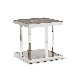 Soto Square End Table by Interlude