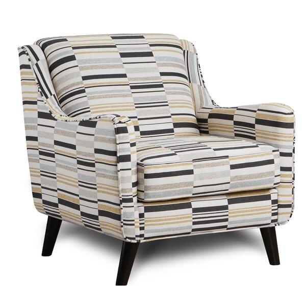 Azurite Armchair by Wrought Studio