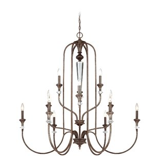 Check Prices Lapierre 12-Light Chandelier By Lark Manor