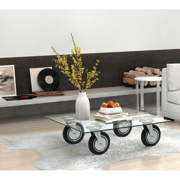 Hutchison Coffee Table by Latitude Run