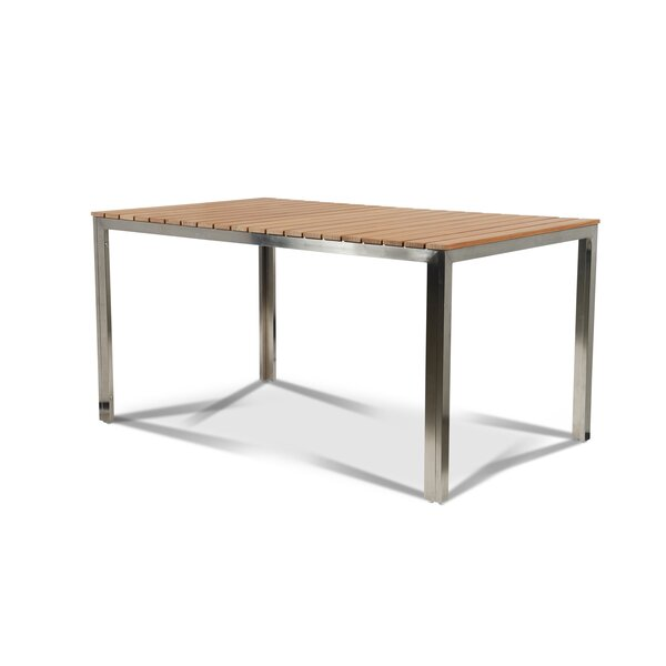 Al Fresco Teak Dining Table by HiTeak Furniture