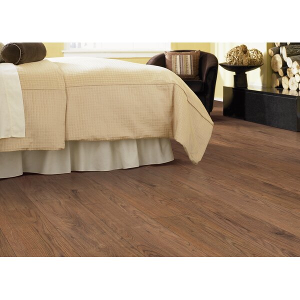 Cabrini 8 x 47 x 7.14mm Oak Laminate Flooring in Honey by Mohawk Flooring