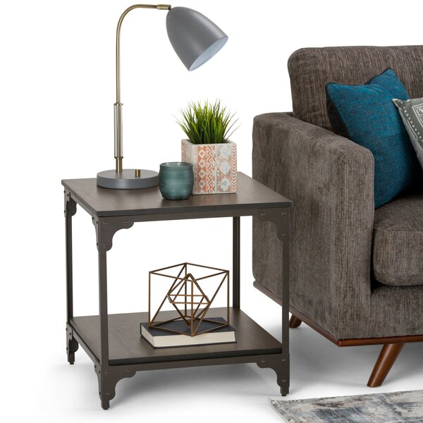 Summerdale End Table by Williston Forge