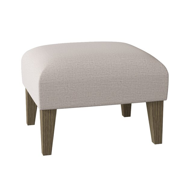 Kyleigh Stationary Ottoman By Alcott Hill