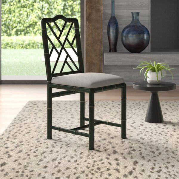 Potter Solid Wood Dining Chair (Set of 2) by Sarreid Ltd