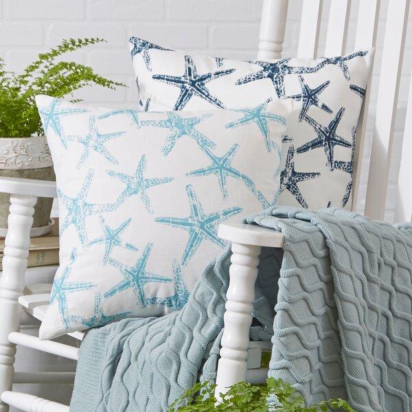 Noah Outdoor Throw Pillow by Birch Lane™