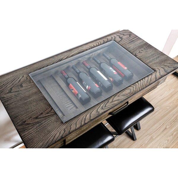 Gateway Wood Wine Pub Table by Fleur De Lis Living