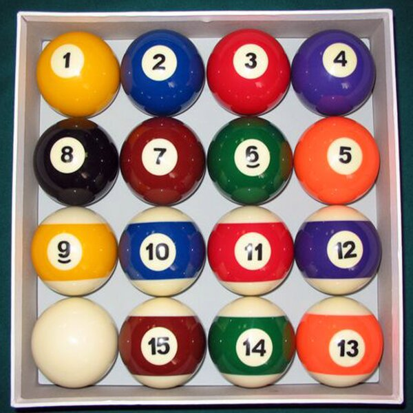 Billiard Ball Set by Imperial International