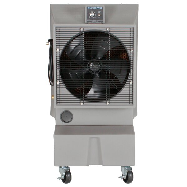 Glacier Evaporative Cooler by Cool-Space