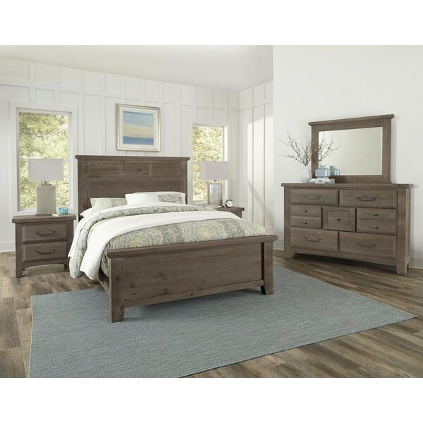 Giovanna Panel Configurable Bedroom Set by Highland Dunes