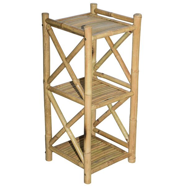 Bali Etagere Bookcase by Bamboo54