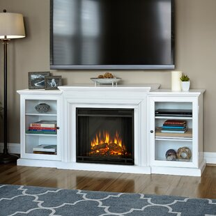 Frederick TV Stand for TVs with Fireplace