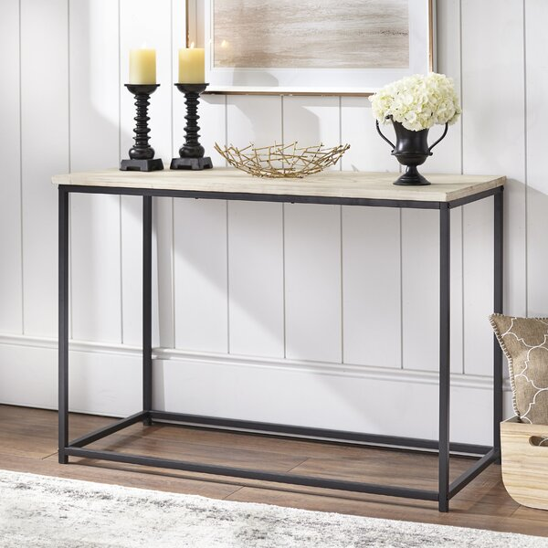 Brookhn Console Table by Williston Forge