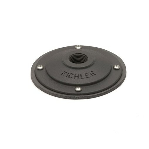Mulgrave Deck Mounting Flange by Darby Home Co
