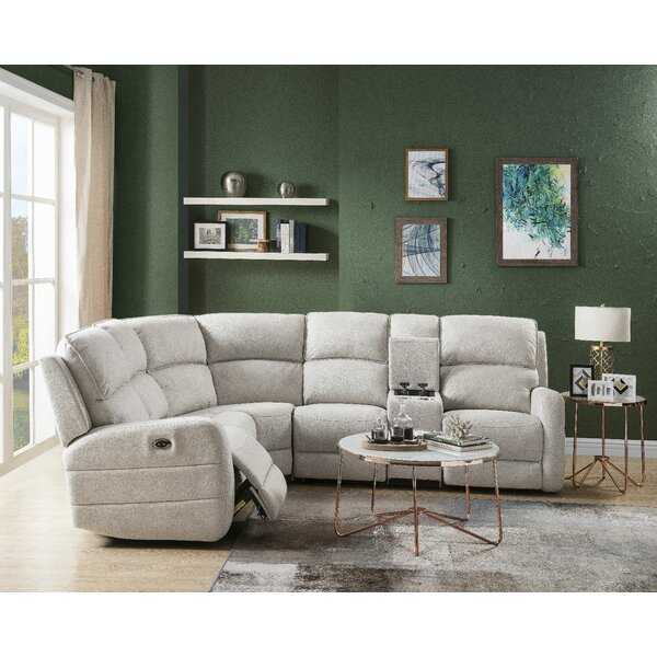 Nev Reclining Sectional by Latitude Run