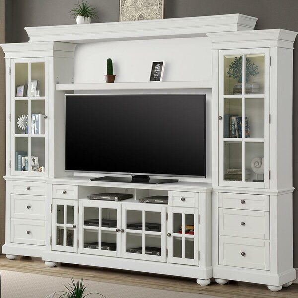 Tacettin Entertainment Center For TVs Up To 70