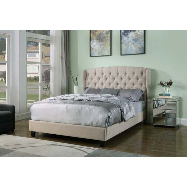 Bostic Platform Bed by Charlton Home