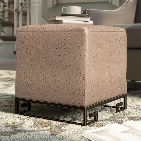 Pennyfield Cube Ottoman by Willa Arlo Interiors