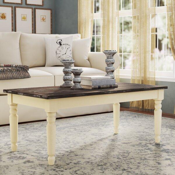 Asuncion Solid Wood Coffee Table By Lark Manor