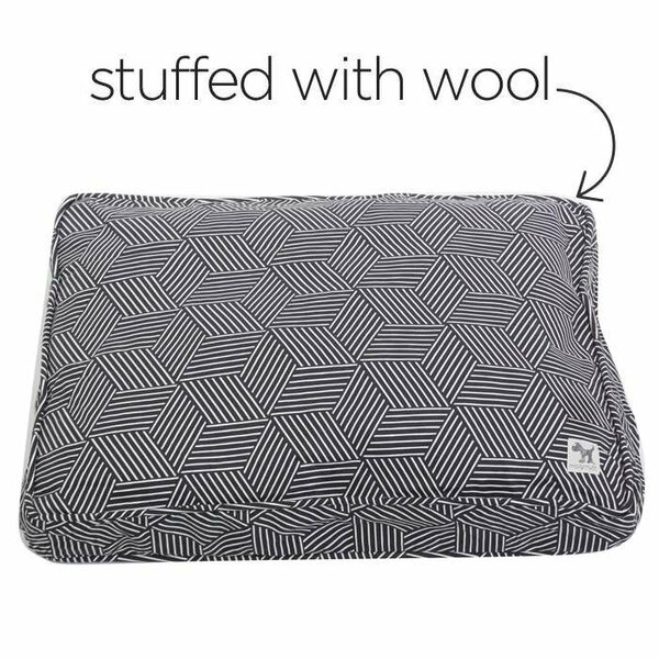 Veronica Rough Gem Dog Bed Cover by Tucker Murphy Pet