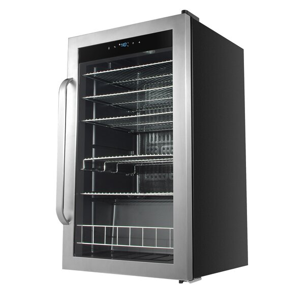 3.4 cu. ft. Beverage center by Whynter