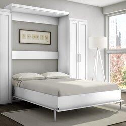 Stellar Home Shaker Murphy Bed Reviews Wayfair