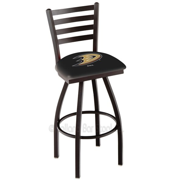 NHL Swivel Bar Stool by Holland Bar Stool Holland Bar Stool