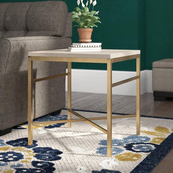 Jill End Table by Mercer41