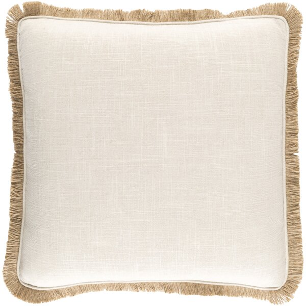 Alayna Throw Pillow Cover by Laurel Foundry Modern Farmhouse