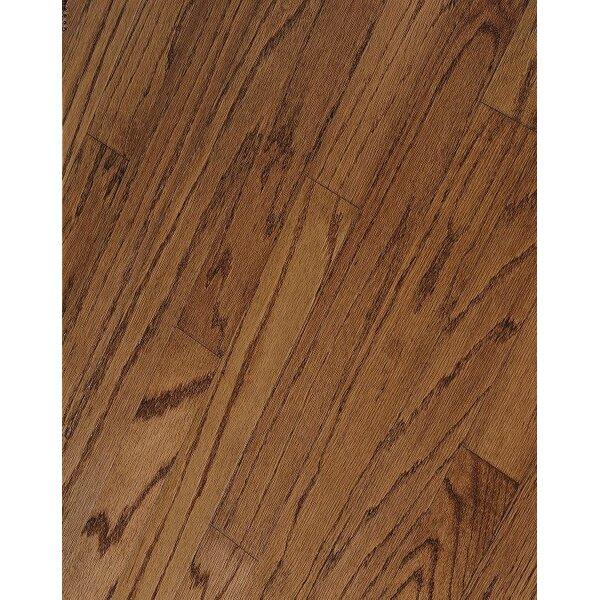 Springdale 3 Engineered Oak Hardwood Flooring in Mellow Brown by Bruce Flooring