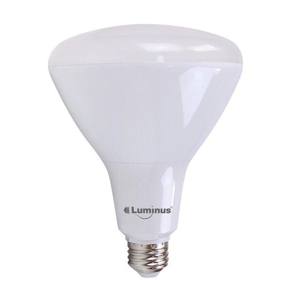 17W BR40/Medium LED Light Bulb Pack of 6 (Set of 6) by Luminus