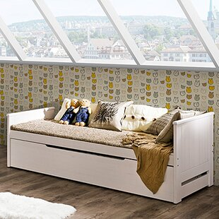 Looking for Tomi Twin Platform Bed with Trundle ByThe Collection German Furniture