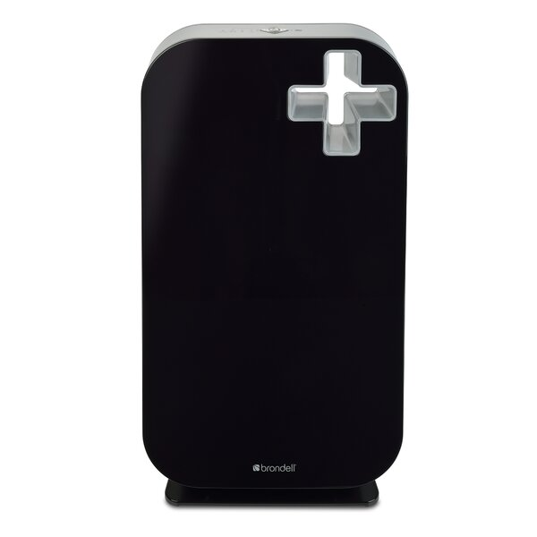 O2+ Source Room True HEPA Air Purifier by Brondell