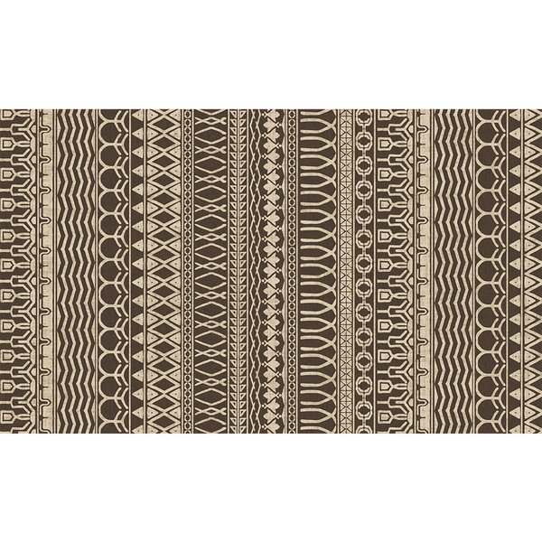 Cadiz Espresso Indoor/Outdoor Area Rug by Ruggable