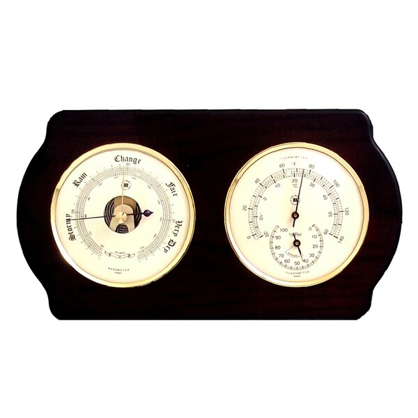 Barometer Thermometer and Hygrometer by Bey-Berk