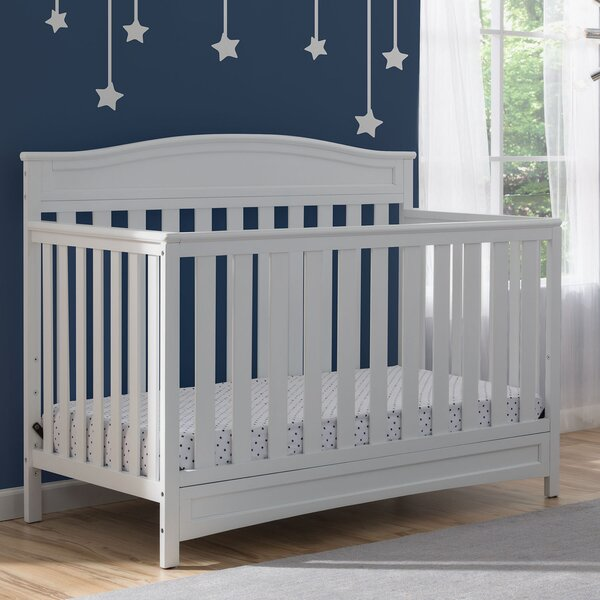 Emery 4-in-1 Convertible Crib by Delta Children