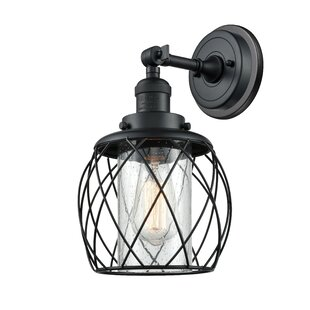 Affordable Mahoney Outdoor Sconce By Gracie Oaks