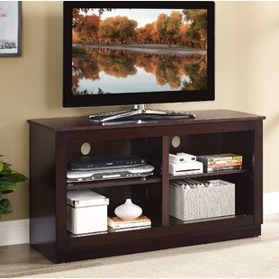 Compare prices Welby TV Stand for TVs up to 42 ByCharlton Home